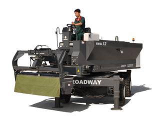 撒料机(金刚砂撒布机)RWSL12